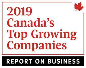 2019 Canada's Top Growing Companies, Report on Business