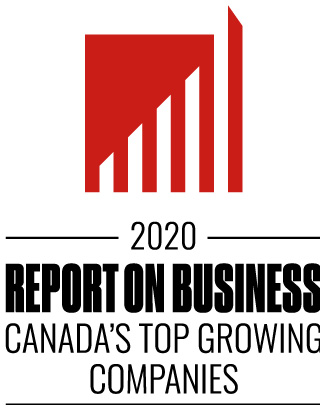 2020 Canada's Top Growing Companies, Report on Business
