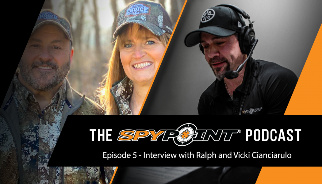 The SPYPOINT PODCAST - Interview with Ralph and Vicki