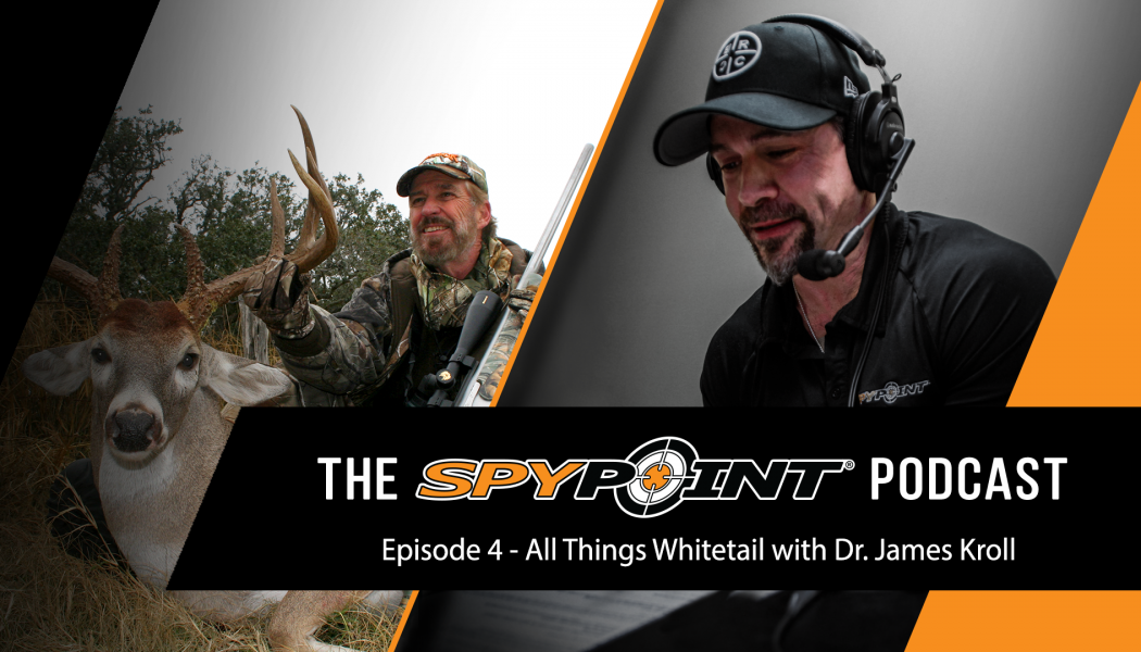 The SPYPOINT Podcast - All Things Whitetail with Dr. Deer