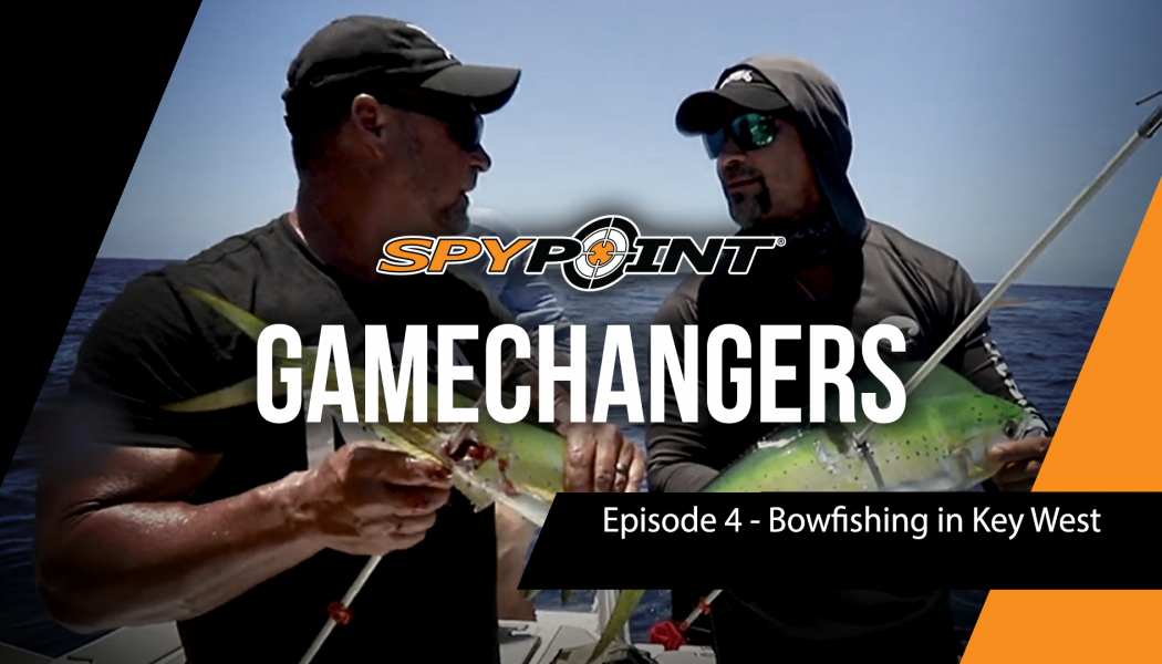 GameChangers - Bowfishing in Key West