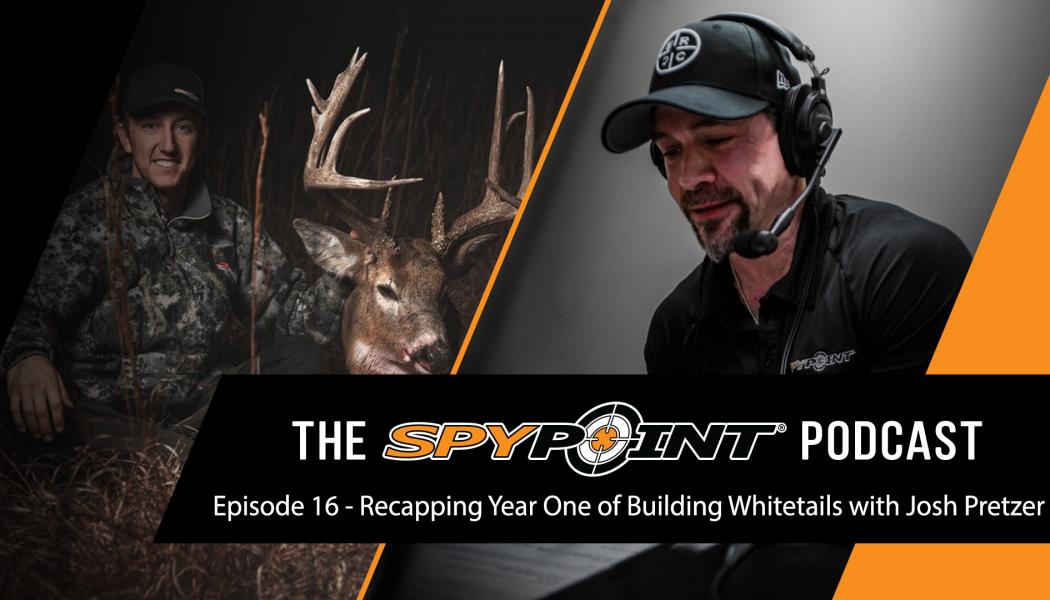 The SPYPOINT Podcast - Recapping a Successful 2020 with Josh Pretzer