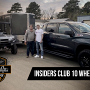Insiders Club 10-Wheel Giveaway Winner Announced
