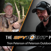 Tron Peterson of Peterson Outdoor Ministries | The SPYPOINT Podcast