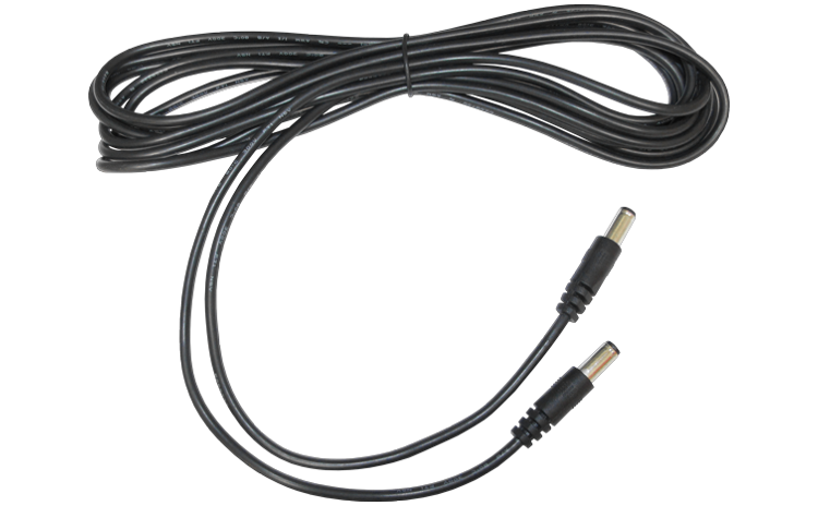 Spare power cable