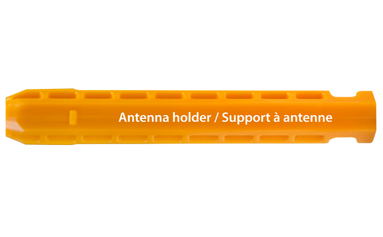 Antenna holder or elbow for LINK-MICRO